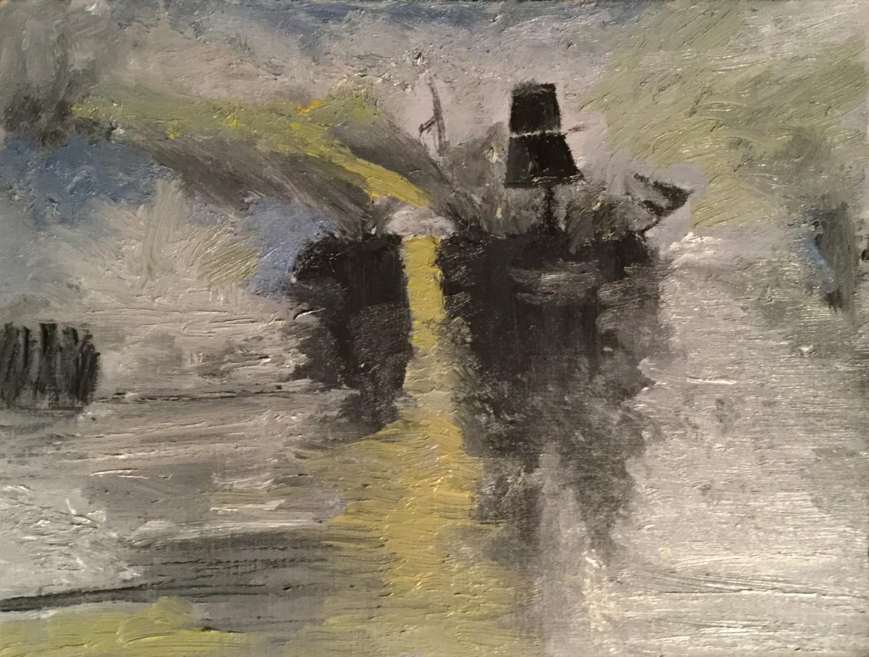 Anne Flora De Negroni - Hommage à Turner 2