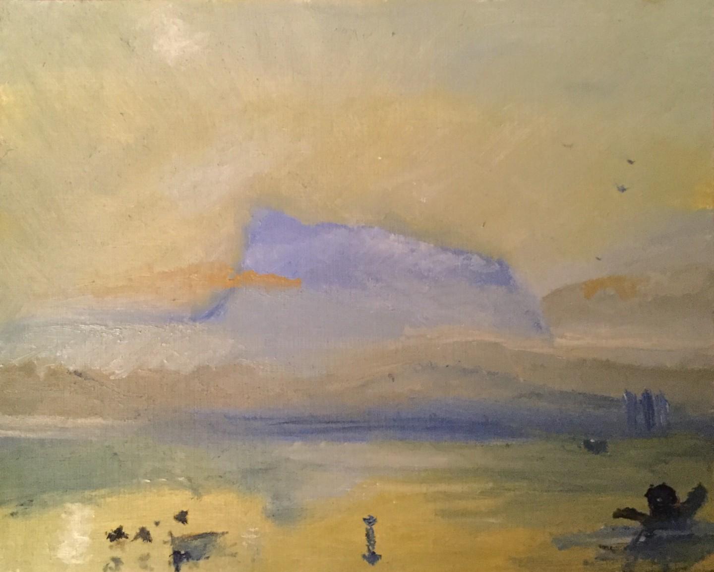 Anne Flora De Negroni - Hommage à Turner 4