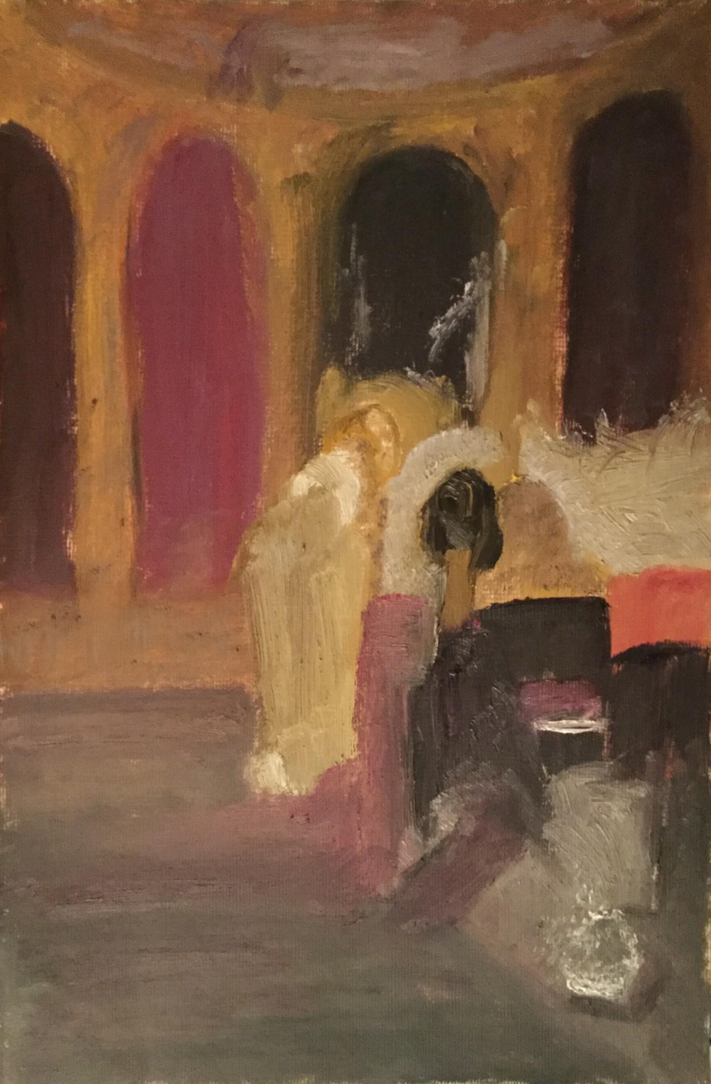 Anne Flora De Negroni - Hommage à Turner 6