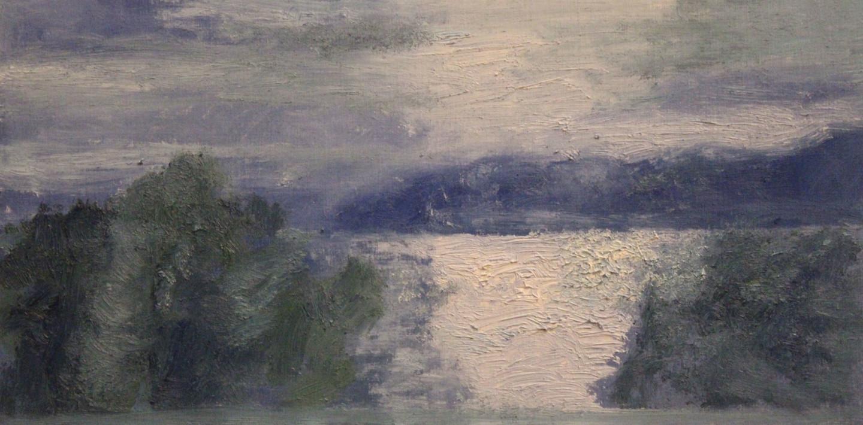 Anne Flora De Negroni - La mer dans le ciel