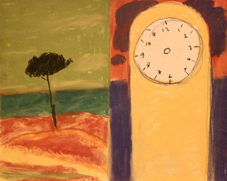 Anne Flora de Negroni - L'horloge sans aiguilles d'Agnès Varda