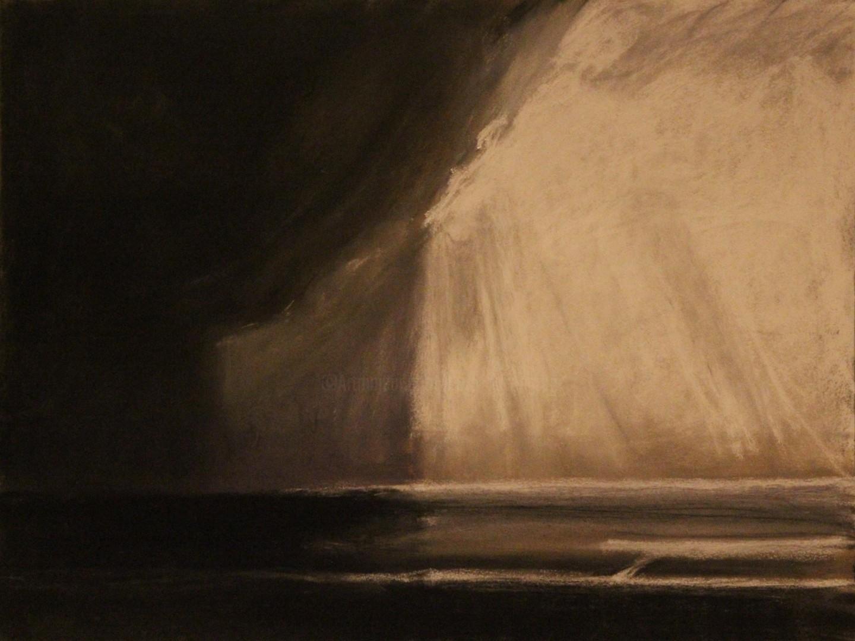 Anne Flora De Negroni - Ombre et lumière