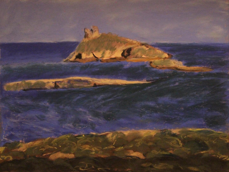 Anne Flora De Negroni - Îles Finocchiarola