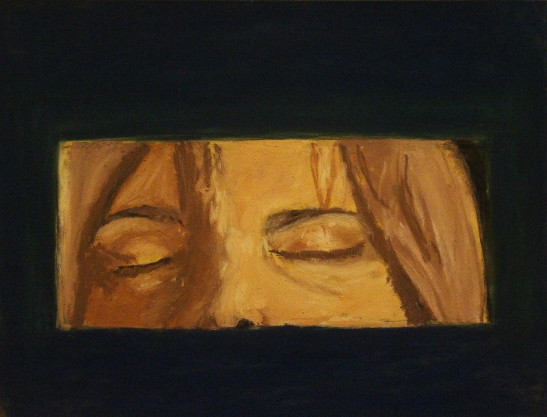 Anne Flora De Negroni - On voit mieux les yeux fermés