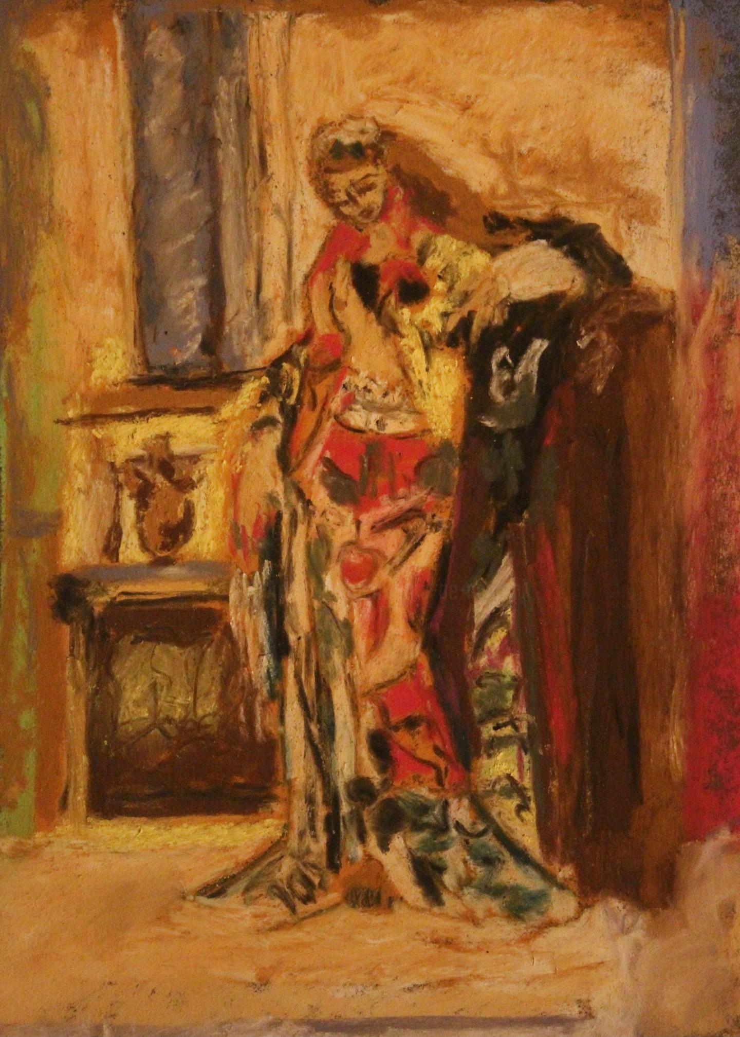 Anne Flora De Negroni - Sans titre 206