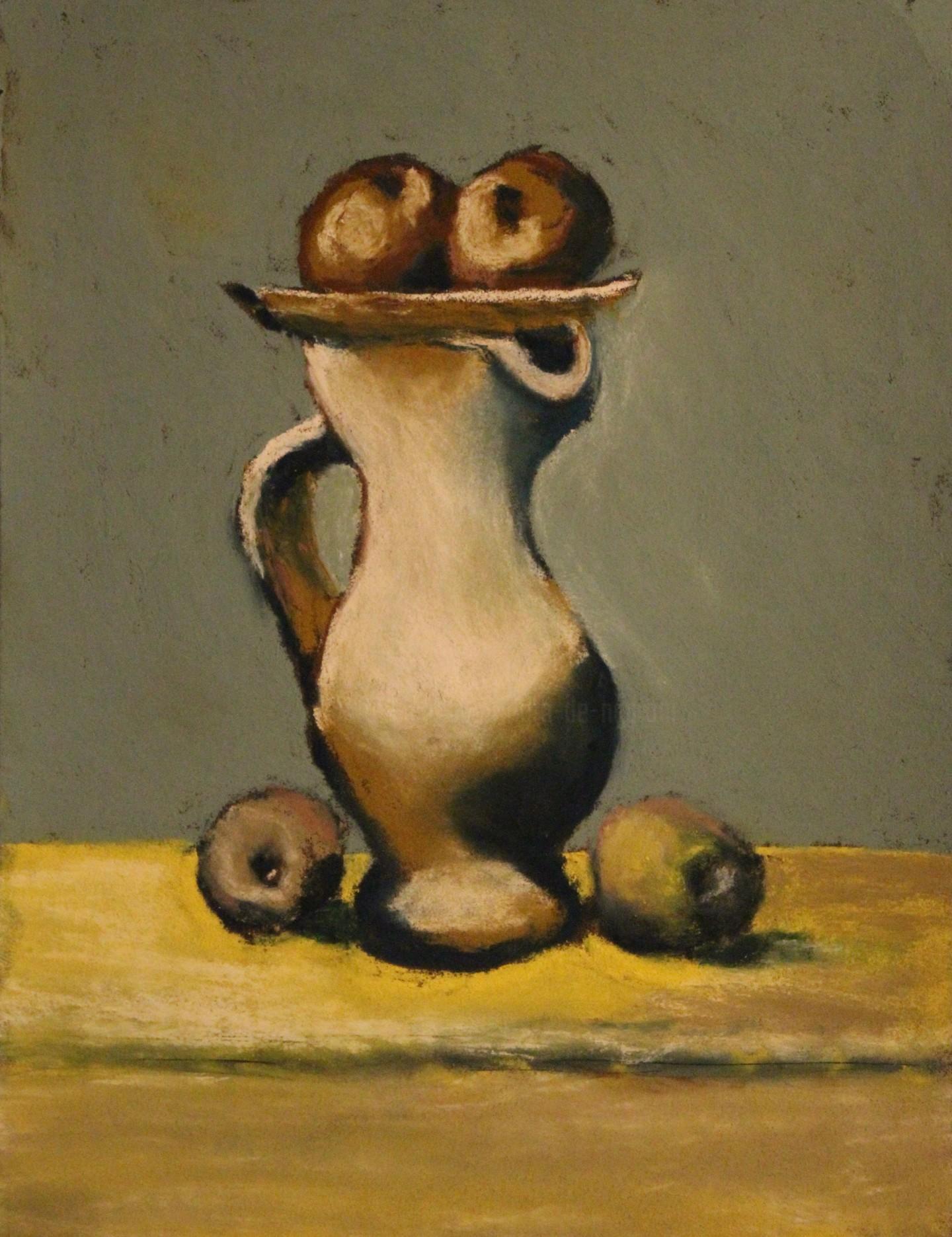 Anne Flora De Negroni - Hommage à Picasso