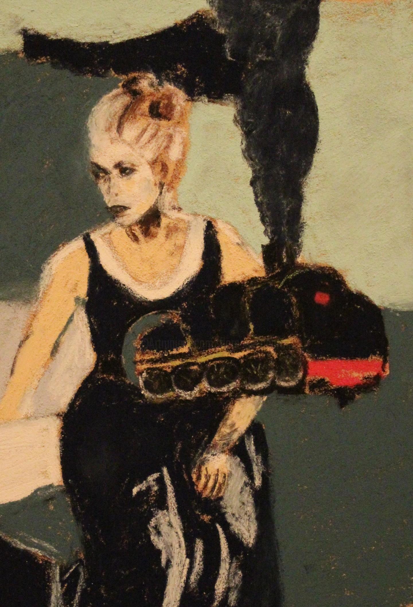 Anne Flora De Negroni - Mouvement