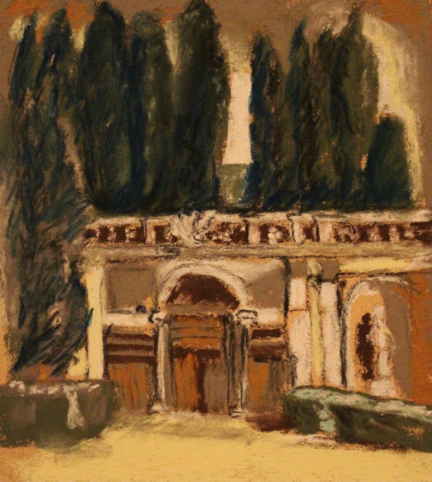 Anne Flora De Negroni - Villa Médicis
