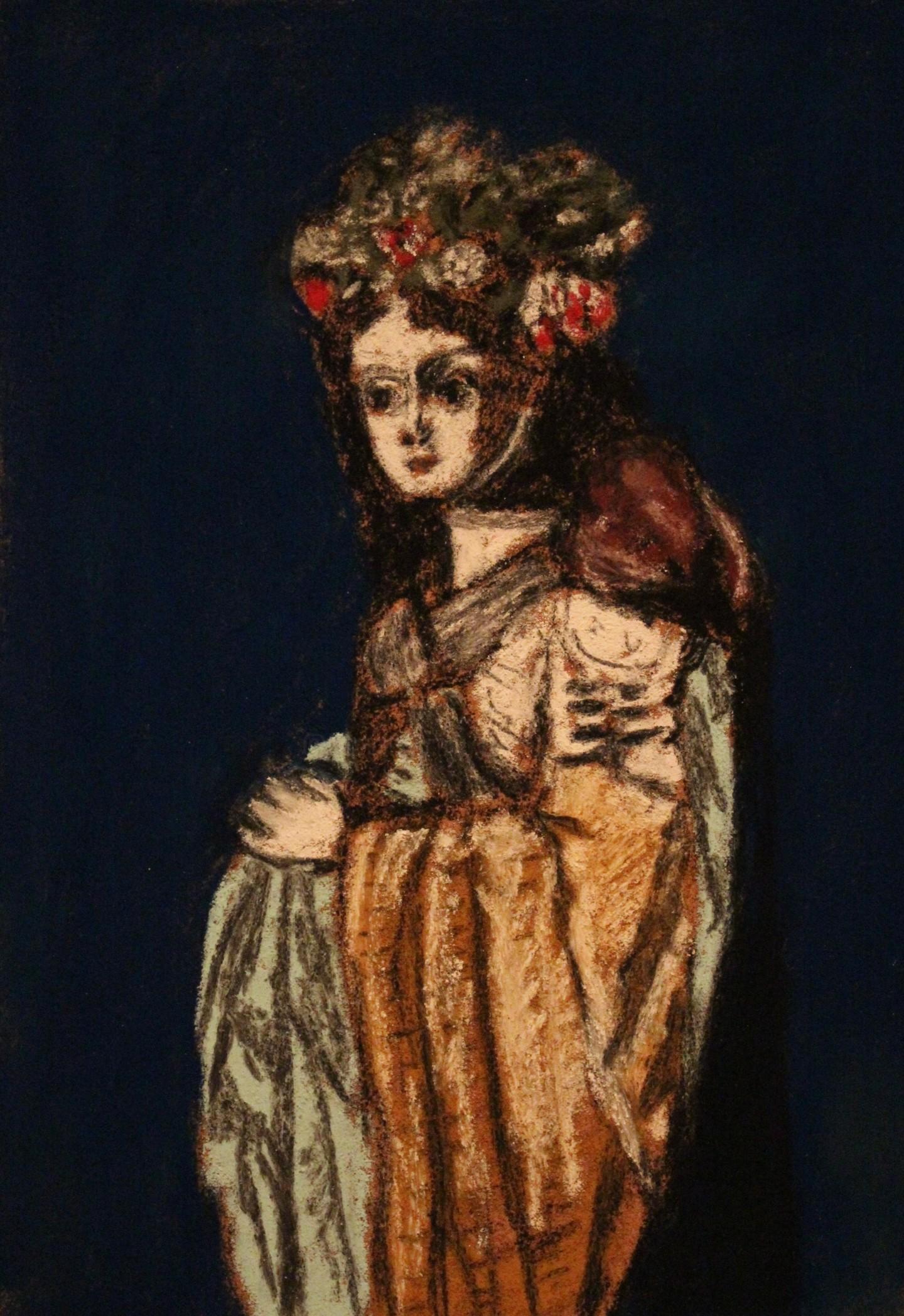 Anne Flora De Negroni - Sans titre 229