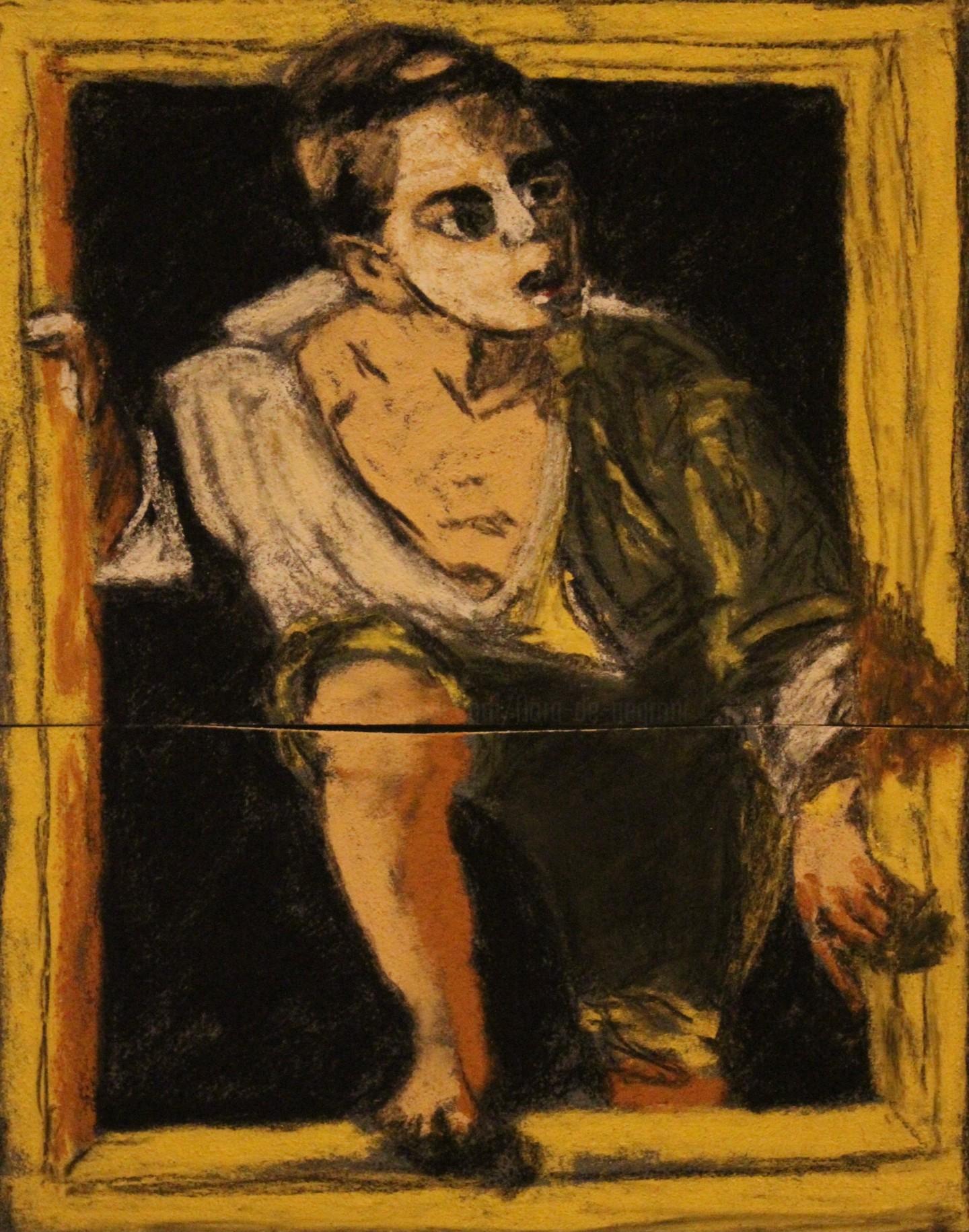 Anne Flora De Negroni - Le ramoneur se fait la malle