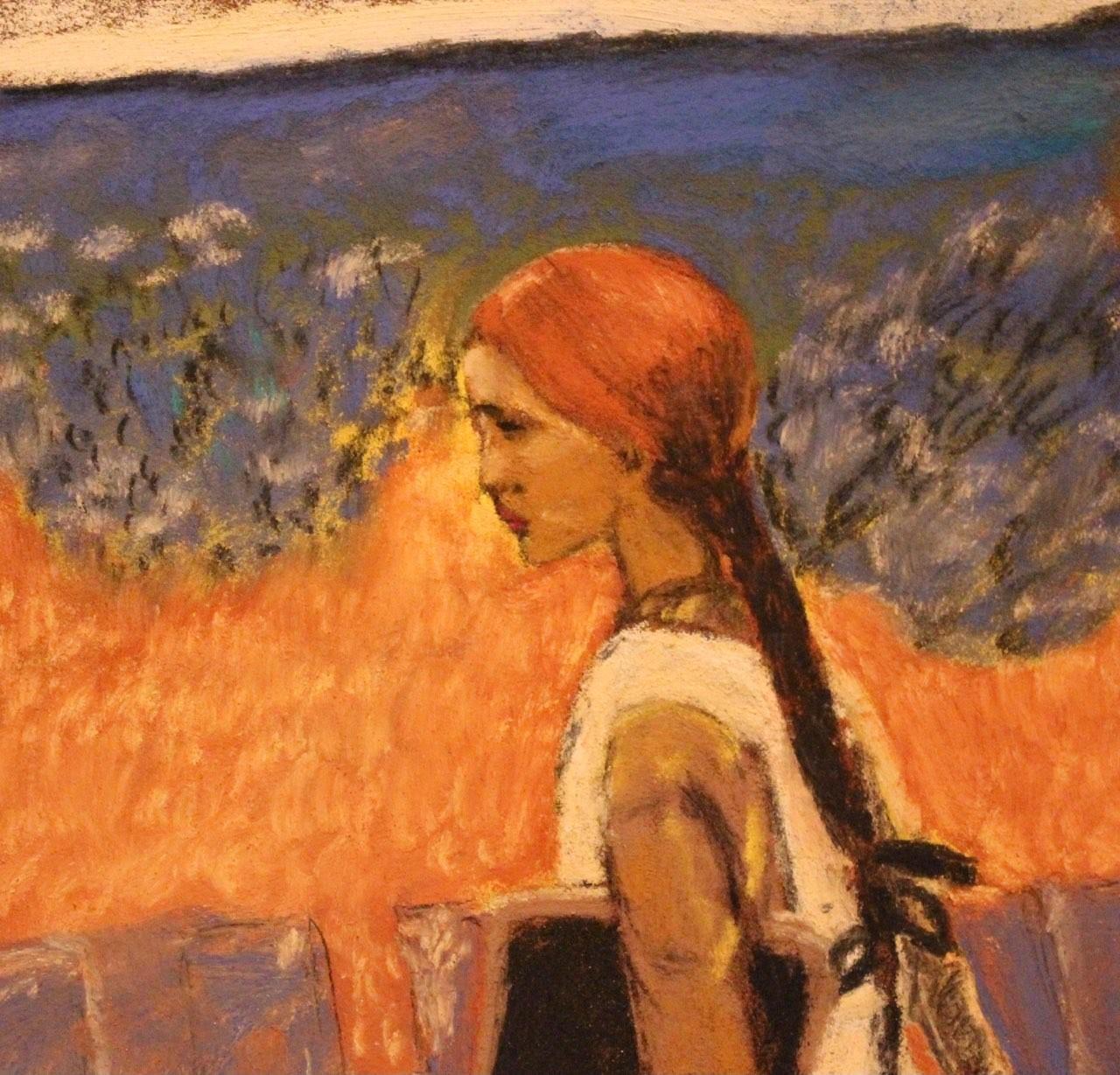 Anne Flora De Negroni - Les chemins de la liberté