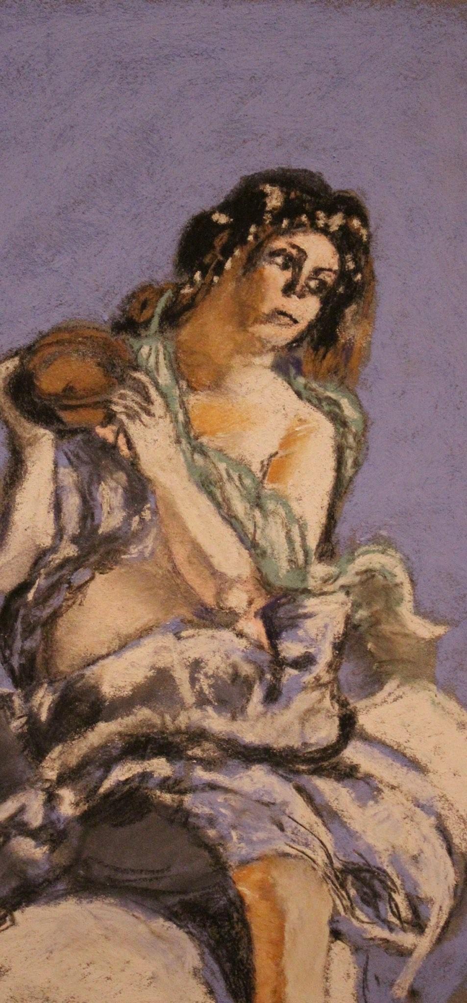 Anne Flora De Negroni - Hommage à Artemisia Gentileschi