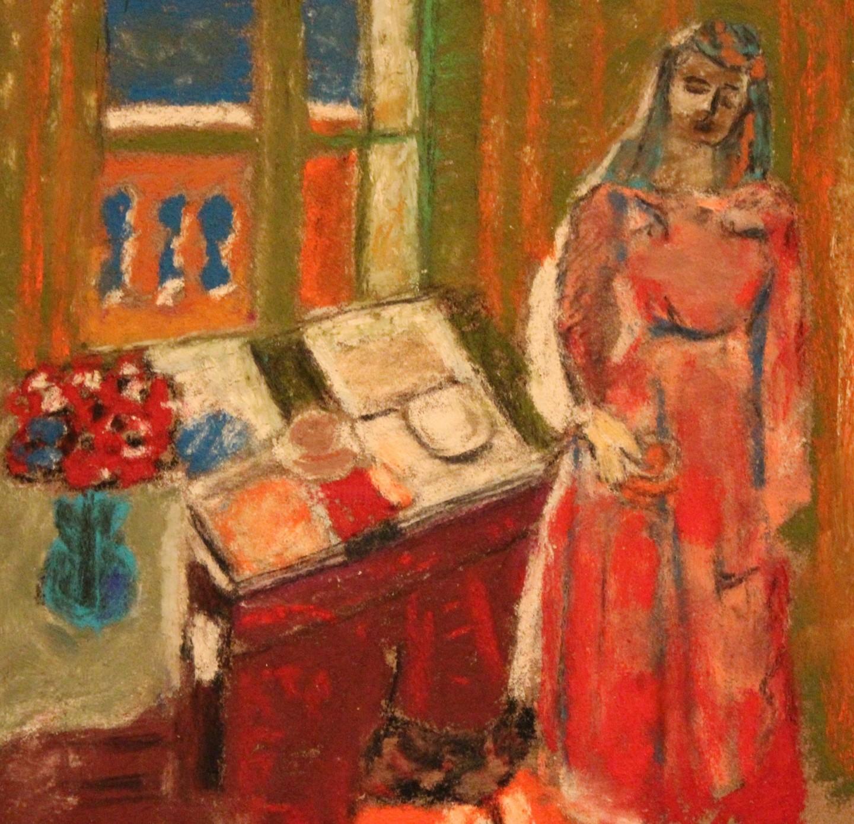 Anne Flora De Negroni - Hommage à Pierre Bonnard