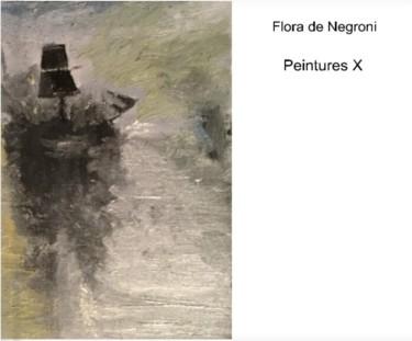 Album Peintures X et texte