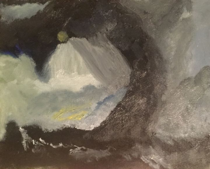 Anne Flora de Negroni - Hommage à Turner