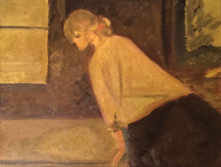 Anne Flora de Negroni - Hommage à Toulouse-Lautrec