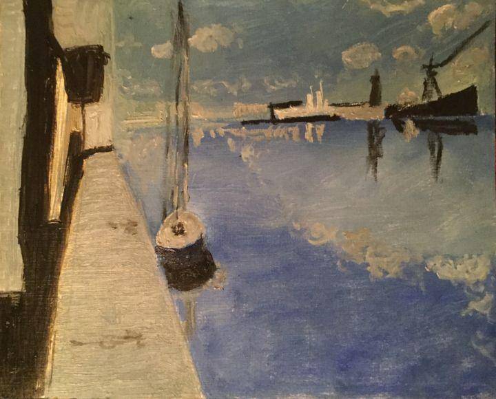 Anne Flora de Negroni - Sans titre 103