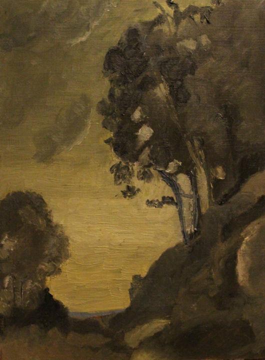 Anne Flora de Negroni - Sans titre 136