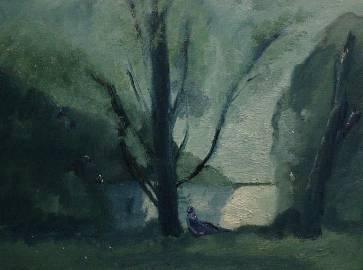 Anne Flora de Negroni - Le jardin