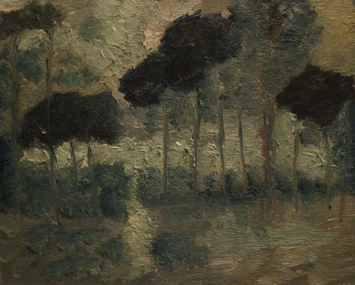 Anne Flora de Negroni - Sans titre 152